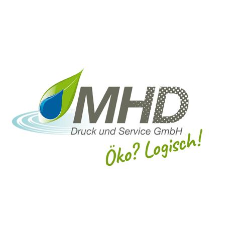 """MHD Druck und Service GmbH<br><a href=""""http://www.mhd-druck.de/"""" target=""""extern"""">www.mhd-druck.de</a>"""