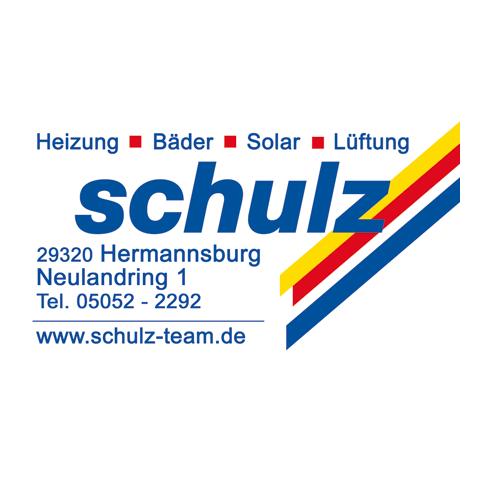 """Schulz Sanitär- und Heizungstechnik GmbH<br><a href=""""http://www.schulz-team.de"""" target=""""extern"""">www.schulz-team.de</a>"""